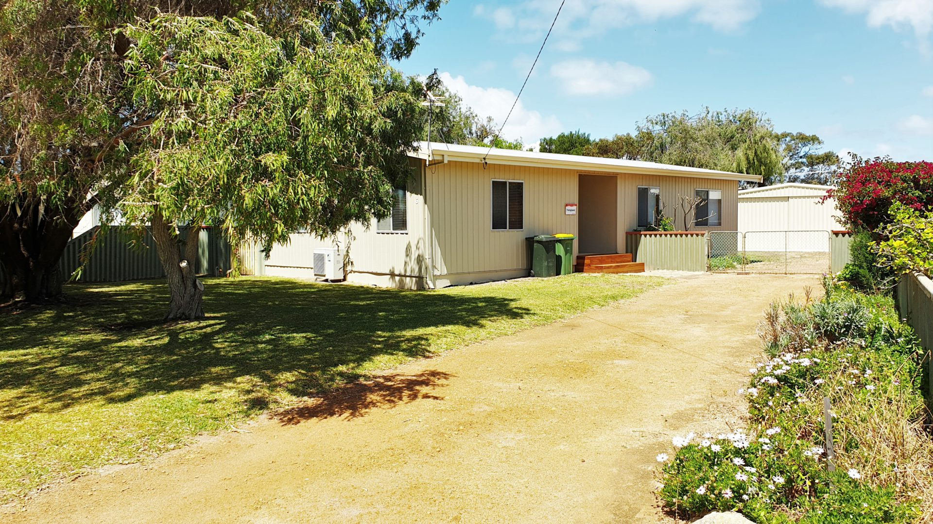Frangipani Cottage, Jurien Bay